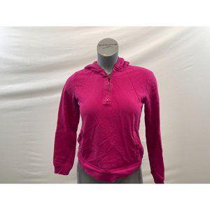 Lauren Ralph Lauren Women's Pink Long Sleeve Hood